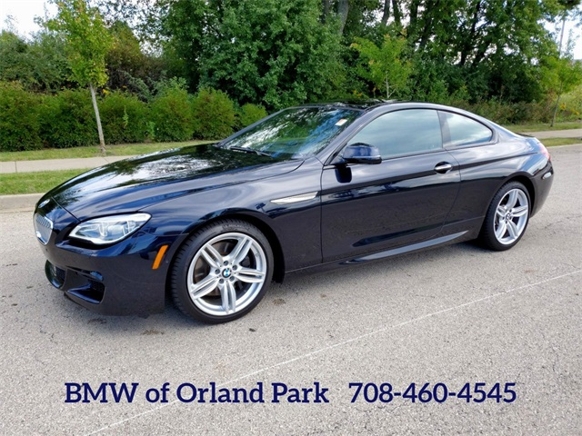 2017 BMW 6 Series >> Pre Owned 2017 Bmw 6 Series 650i Xdrive With Navigation Awd