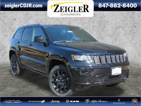 New 2020 JEEP Grand Cherokee Altitude With Navigation