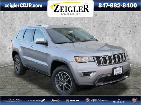 New 2020 JEEP Grand Cherokee Limited With Navigation