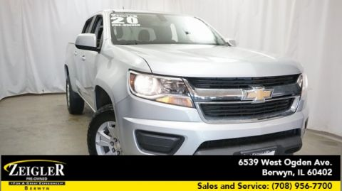 Pre-Owned 2020 Chevrolet Colorado LT 4WD