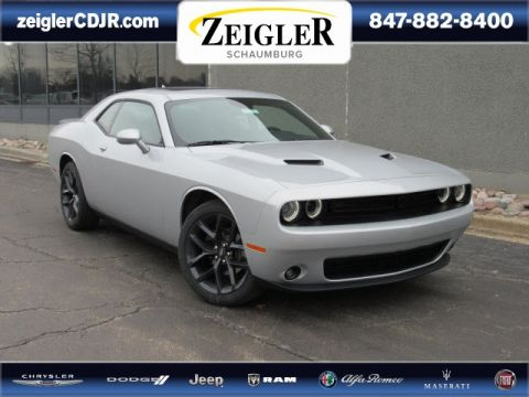 New 2020 DODGE Challenger SXT With Navigation