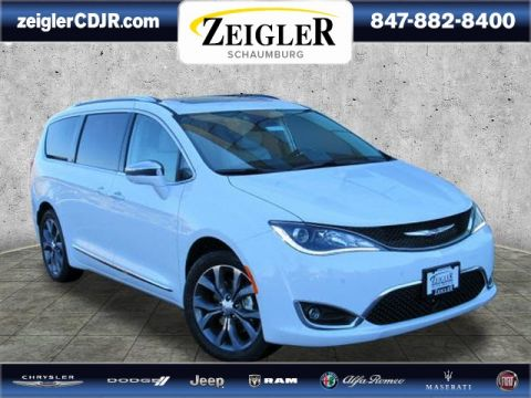 New 2020 CHRYSLER Pacifica Limited With Navigation