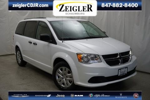 Pre-Owned 2019 Dodge Grand Caravan SE FWD 4D Passenger Van