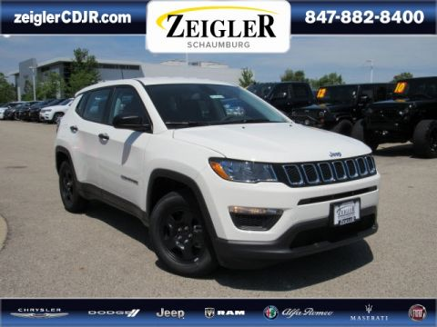 New Jeep Compass Inventory Jeep Compass In Schaumburg Il