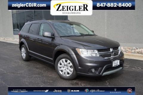 Certified Pre-Owned 2019 Dodge Journey SE FWD 4D Sport Utility