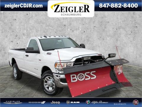 New 2019 RAM 2500 Tradesman 4x4 Regular Cab