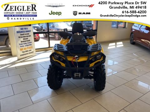 Pre-Owned 2014 Mitsubishi CAN-AM 4D Sport Utility