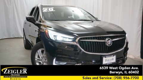 Pre-Owned 2020 Buick Enclave Essence AWD