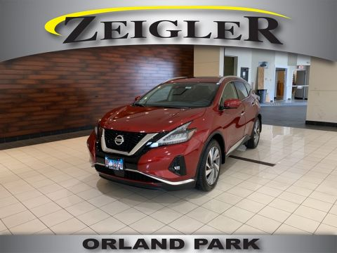 Pre-Owned 2020 Nissan Murano SL With Navigation & AWD