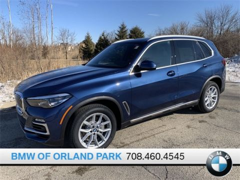 Pre-Owned 2020 BMW X5 xDrive40i With Navigation & AWD