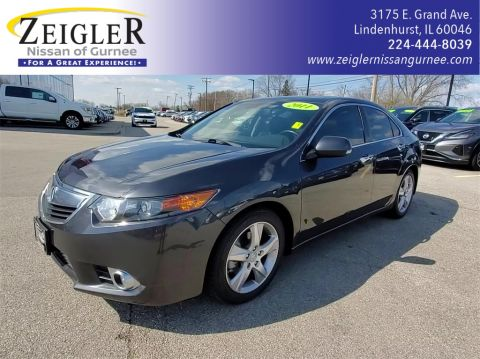 Pre-Owned 2011 Acura TSX 2.4 FWD 4D Sedan