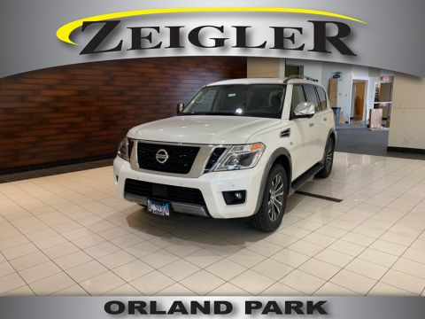 Pre-Owned 2020 Nissan Armada SL With Navigation & AWD