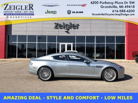 Pre-Owned 2015 Aston Martin Rapide S Base With Navigation