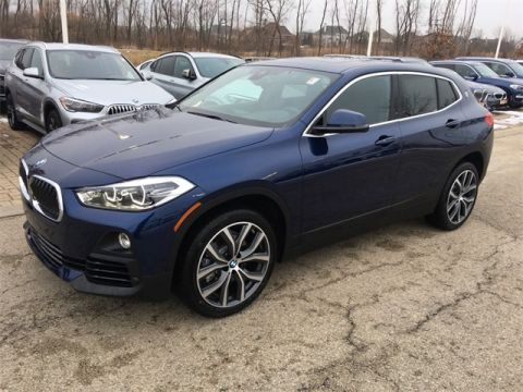 Pre-Owned 2020 BMW X2 xDrive28i With Navigation & AWD