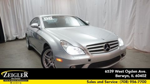Pre-Owned 2008 Mercedes-Benz CLS CLS 63 AMG® RWD Coupe