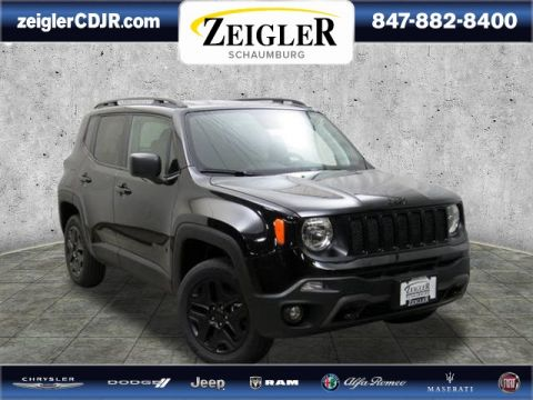 2020 JEEP Renegade Upland Edition